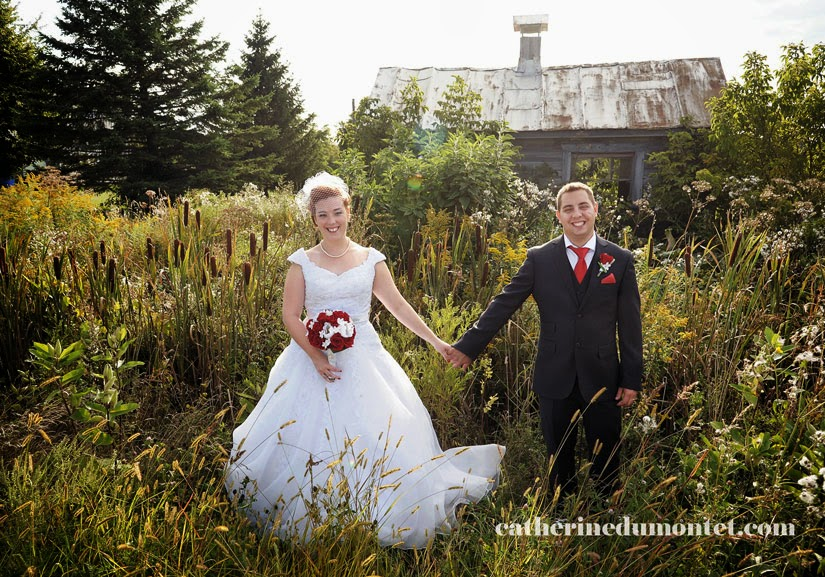 mariage Chalet des Érables