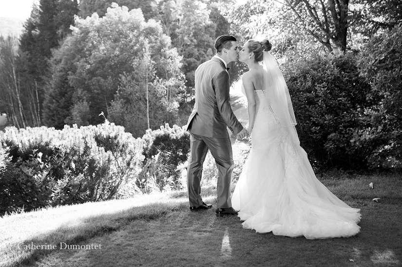mariage au Golf Royal Laurentien