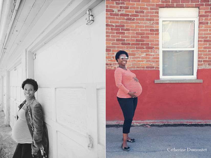 photographe de maternité à Montréal
