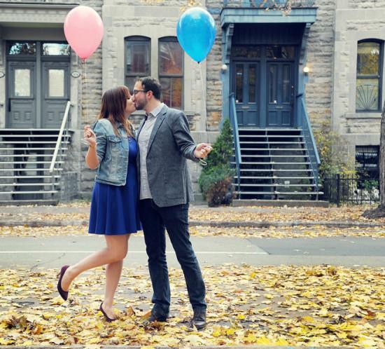 séance fiançailles à Montréal