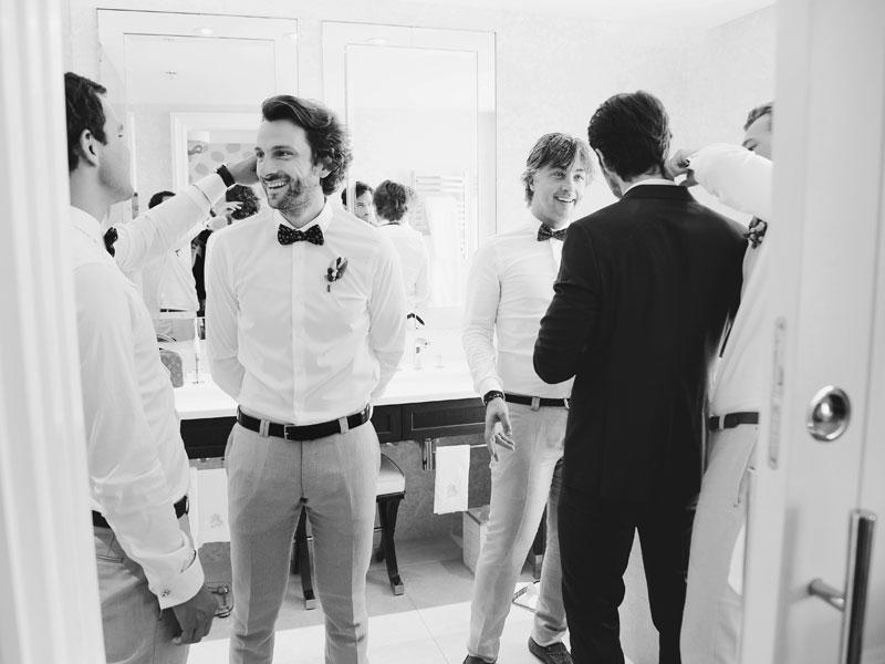 préparation mariage au Ritz-Carlton Montréal