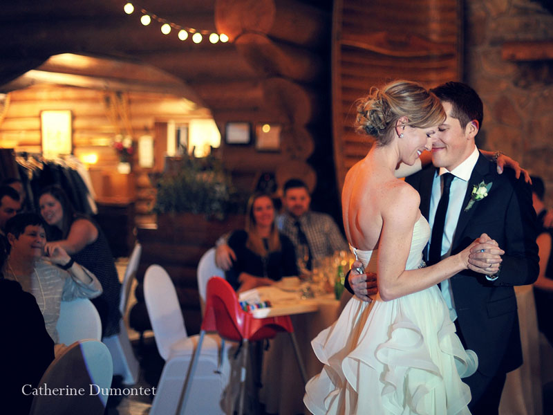 first dance with the newlyweds