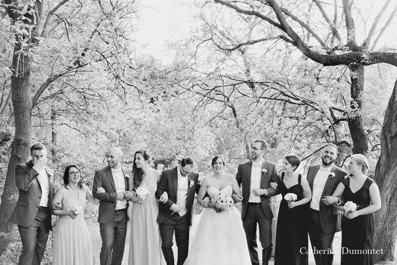 cortège de mariage à la Distinction dans Lanaudière