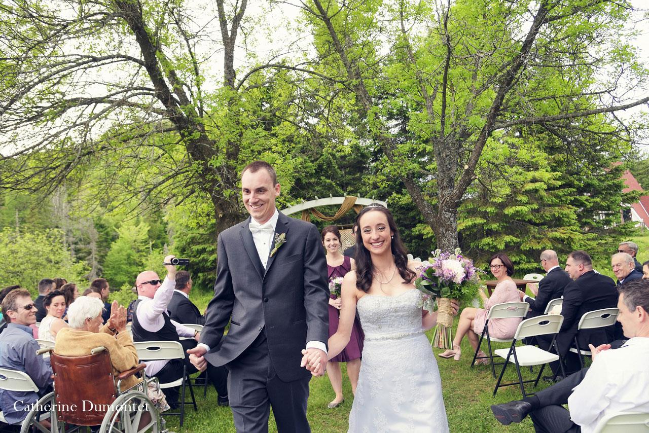 cérémonie mariage à l'Auberge du Vieux Foyer
