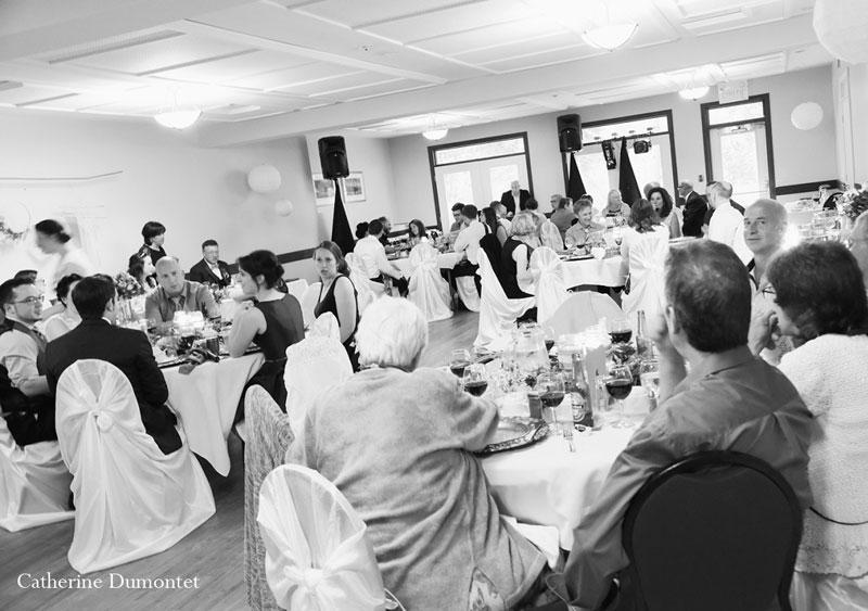 réception de mariage à l'Auberge du Vieux Foyer