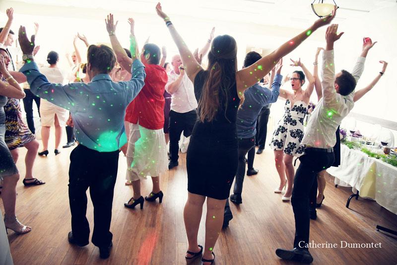 soirée dansante sur la chanson YMCA