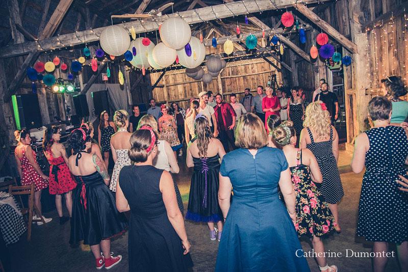 danse en soirée réception Jude-Pomme