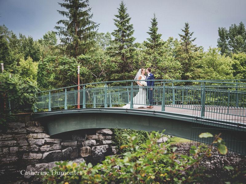 mariage au Hilton Lac-Leamy à Gatineau