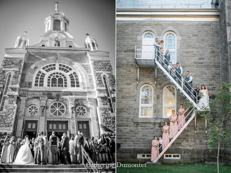 Église St-Sauveur et invités