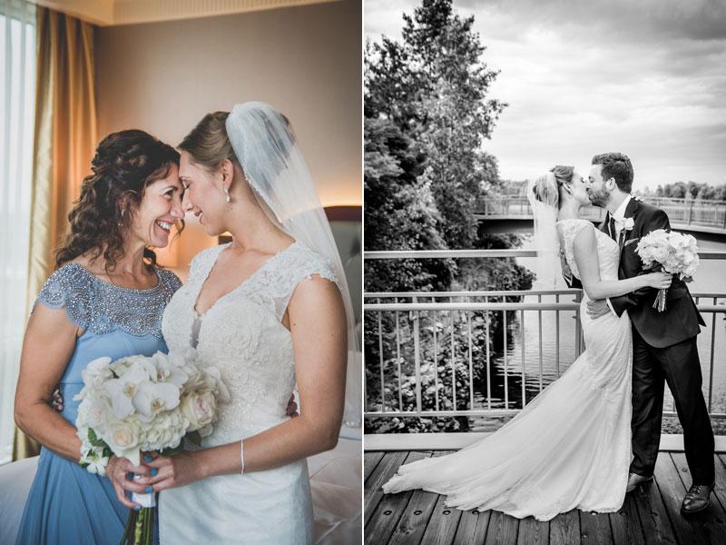 Mariage au Hilton du Lac-Leamy à Gatineau