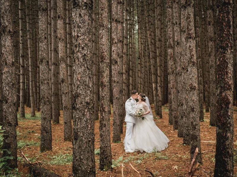 Photographe mariage Laurentides Grand Lodge