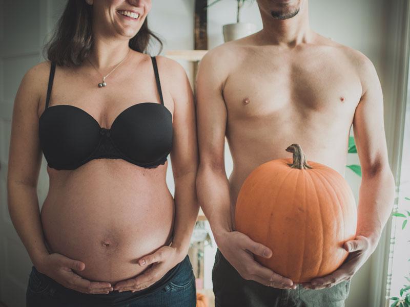 Photographie de maternité à Montréal