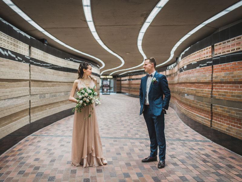 Photographe de mariage à Montréal Québec