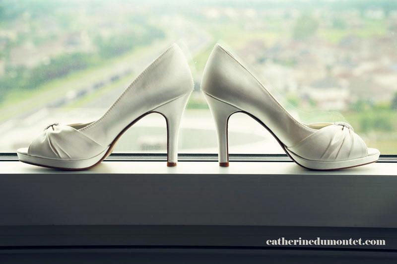 souliers de mariage à l'Hôtel Alt Dix30