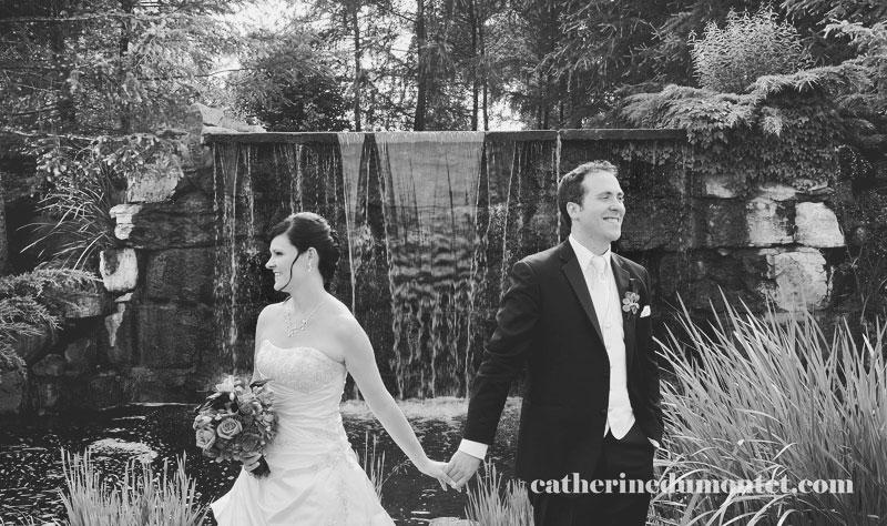 mariage à l'Espace Rive-Sud