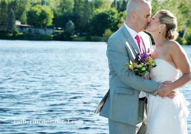 mariage à Esterel Resort