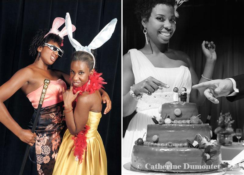 gâteau de mariage Fous Dessert