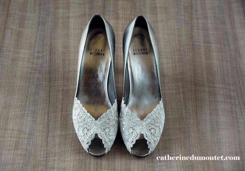 les souliers pour le grand Jour