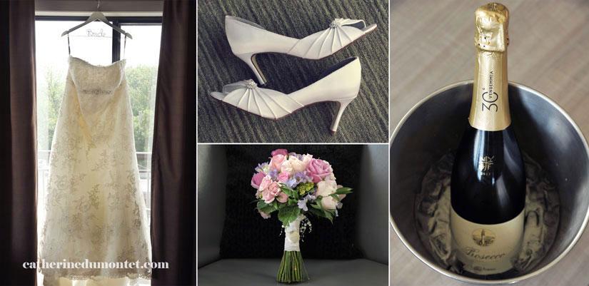 accessoires mariage au Rive-Gauche