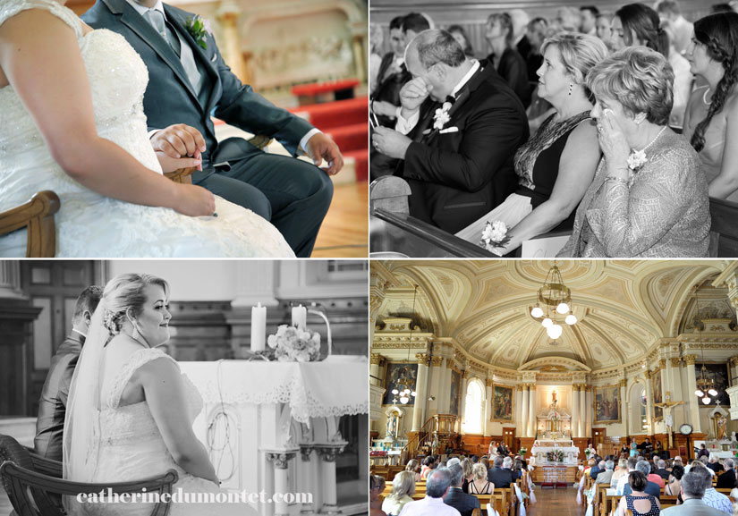 mariage au Presbytère St-Antoine