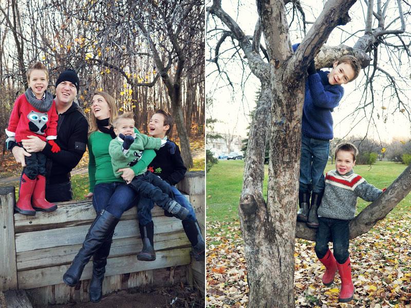 photographie de famille et enfants