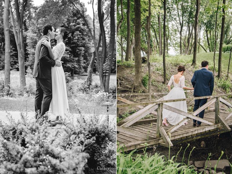 mariage au Manoir Rouville-Campbell