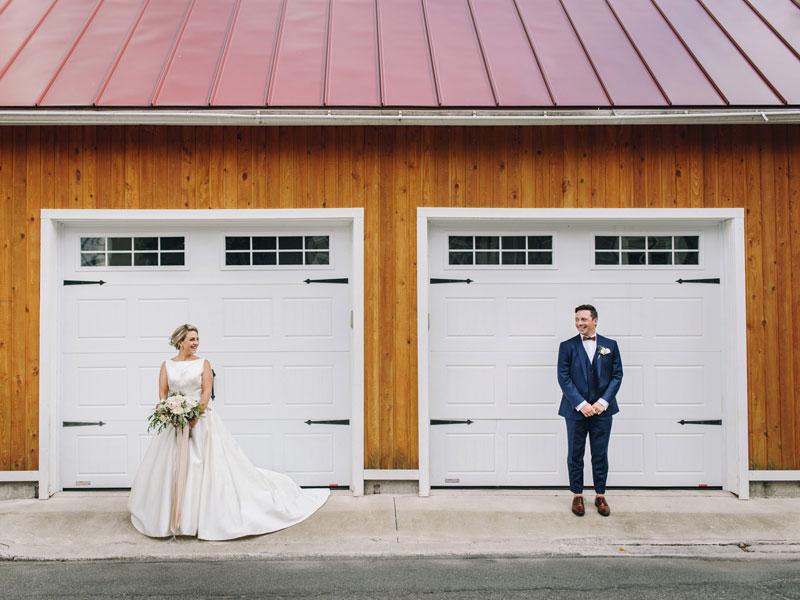 Mariage à Boucherville en Montérégie