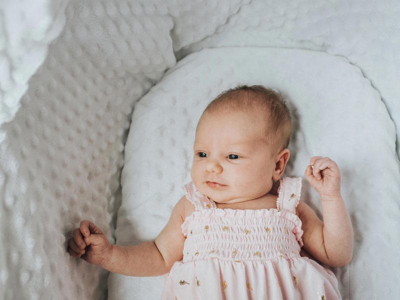 séance nouveau-né 18 jours