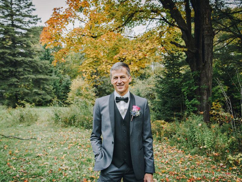 le marié en automne