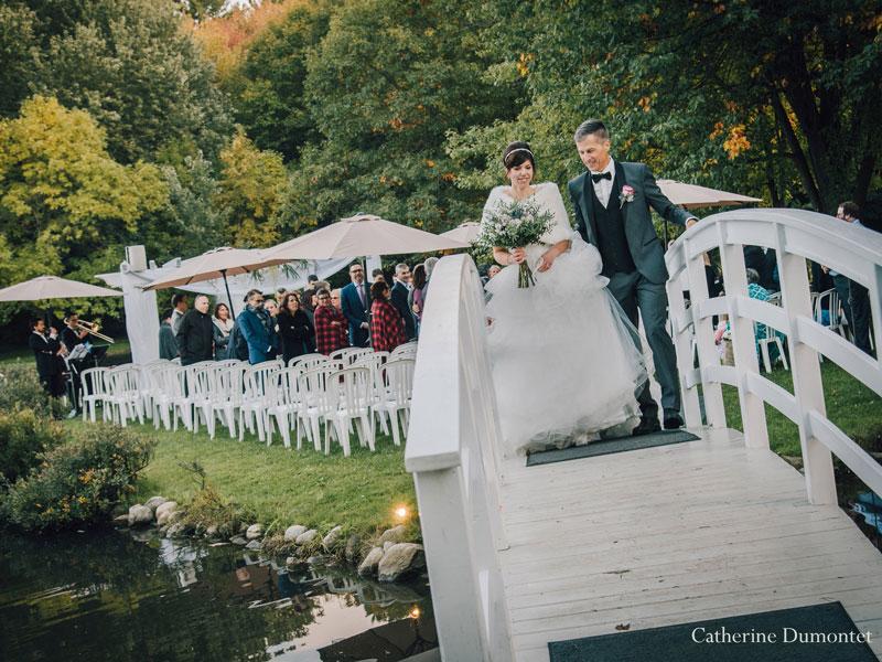 mariage à la Dinstinction Joliette