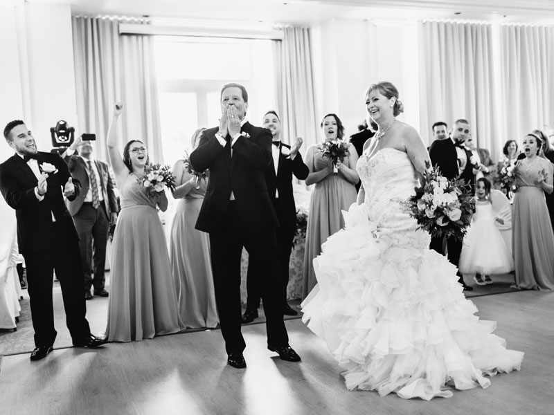 réception mariage au Manoir Rouville