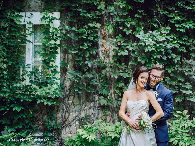 Mariage en Montérégie