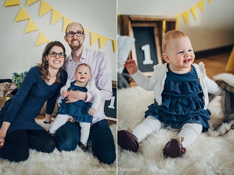 photos de maternité et de bébé Charlotte