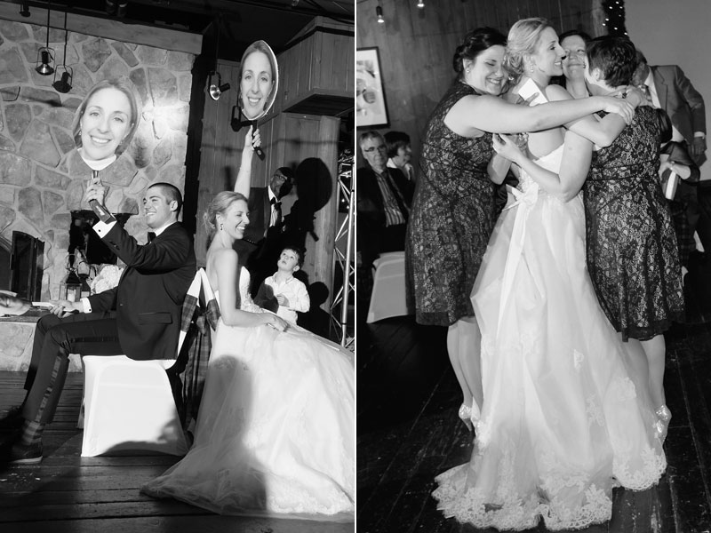 wedding photos in black and white