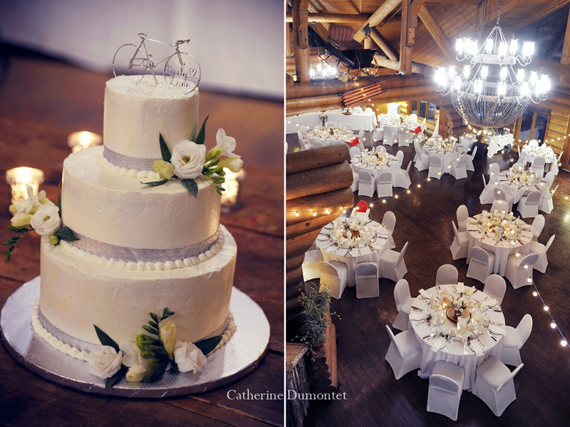 Borivage restaurant wedding decor