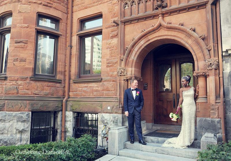 Mariage au Sofitel de Montréal