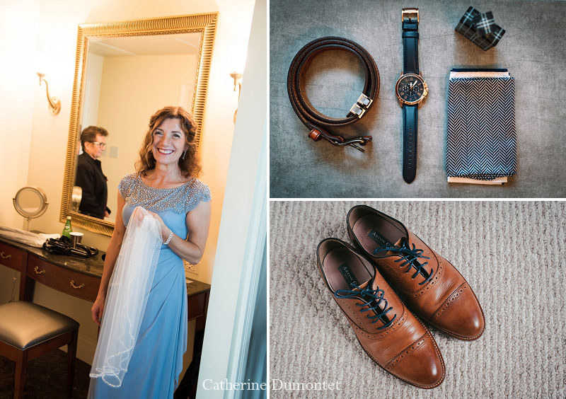 Les accessoires du marié