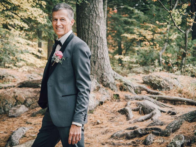 le marié aux chutes Dorwin