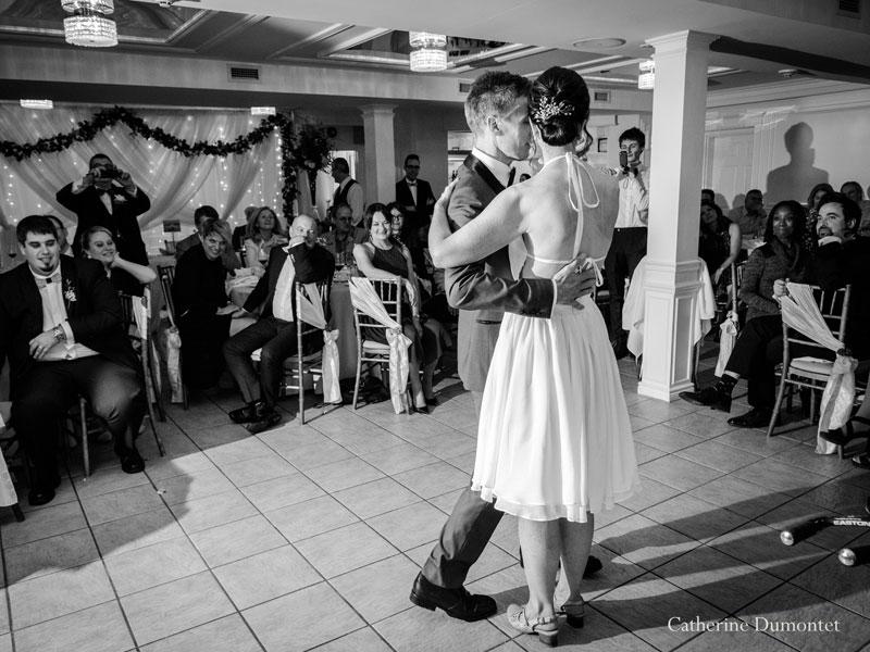 Première danse à La Distinction Joliette