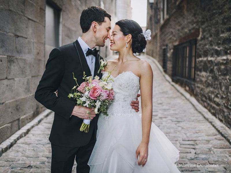 mariage au Vieux-Port et Espace Lov