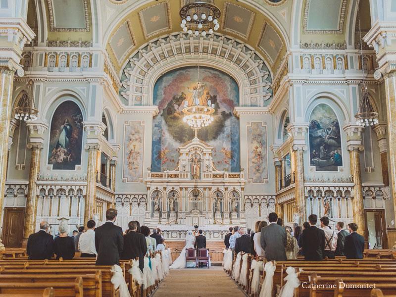 L'église St-Irénée à Montréal