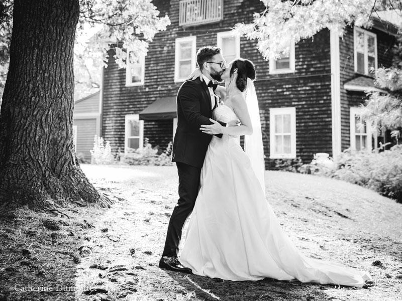 Mariage au Manoir Grant en Montérégie