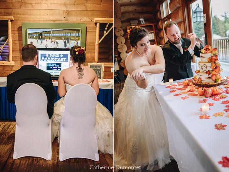 Wedding cake at Grand Lodge