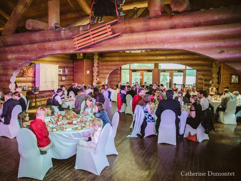 restaurant Borivage at Grand Lodge