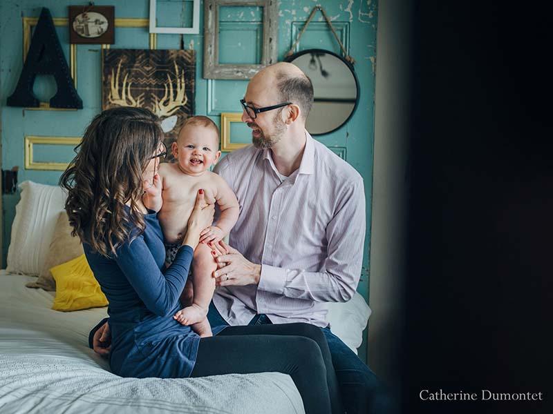 Séances photo maternité et bébé