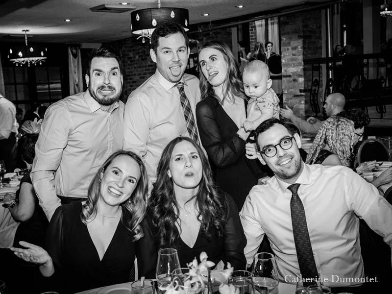 réception de mariage au Vieux-Port Steakhouse