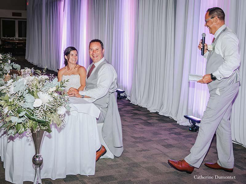 wedding speech from the groomsman