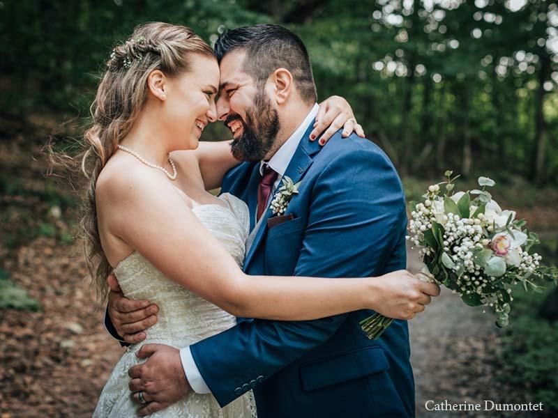 Mariage au Jude-Pomme à Oka