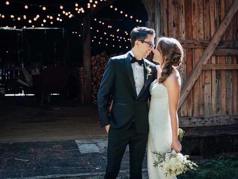 photographe de mariage à Mont-Tremblant