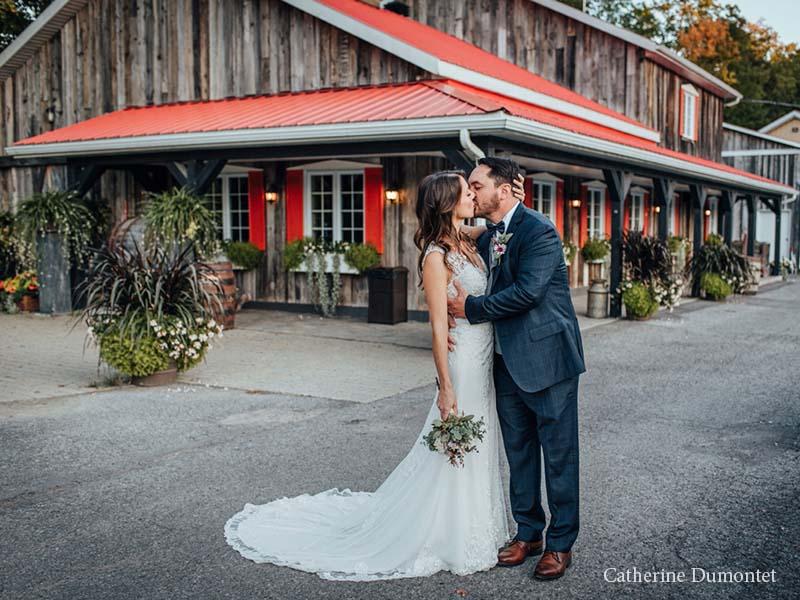 Mariage à la Cabane à sucre Constantin